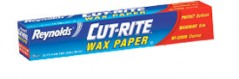 Parchment? Wax Paper?