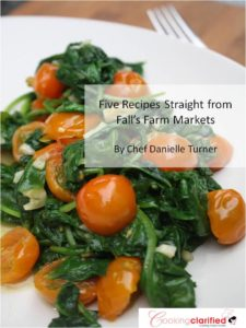 Tips recipes for fall farm market shopping cooking for Fall cooking tips