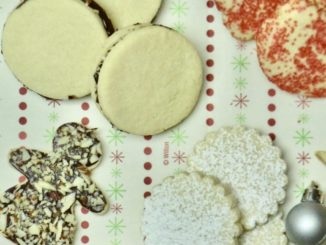 Sugar Cookies Four Ways