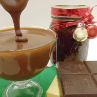 How to Make Chocolate Peanut Butter Sauce