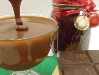 Chocolate Peanut Butter Saucce