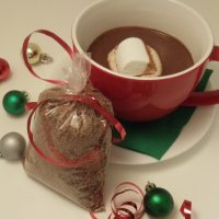 How to Make Homemade Toffee Hot Chocolate Mix
