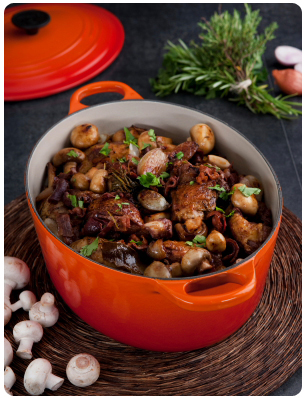How to Braise - Photo from Le Creuset