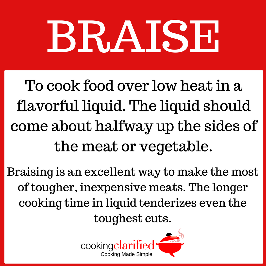 How to Braise