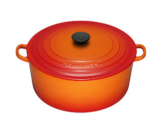 Photo courtesy Le Creuset