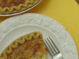 Quiche vs frittata