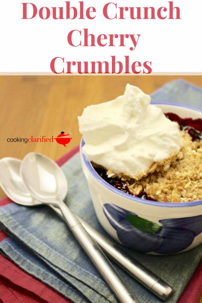Pie, Cobbler, Tart, Crumble