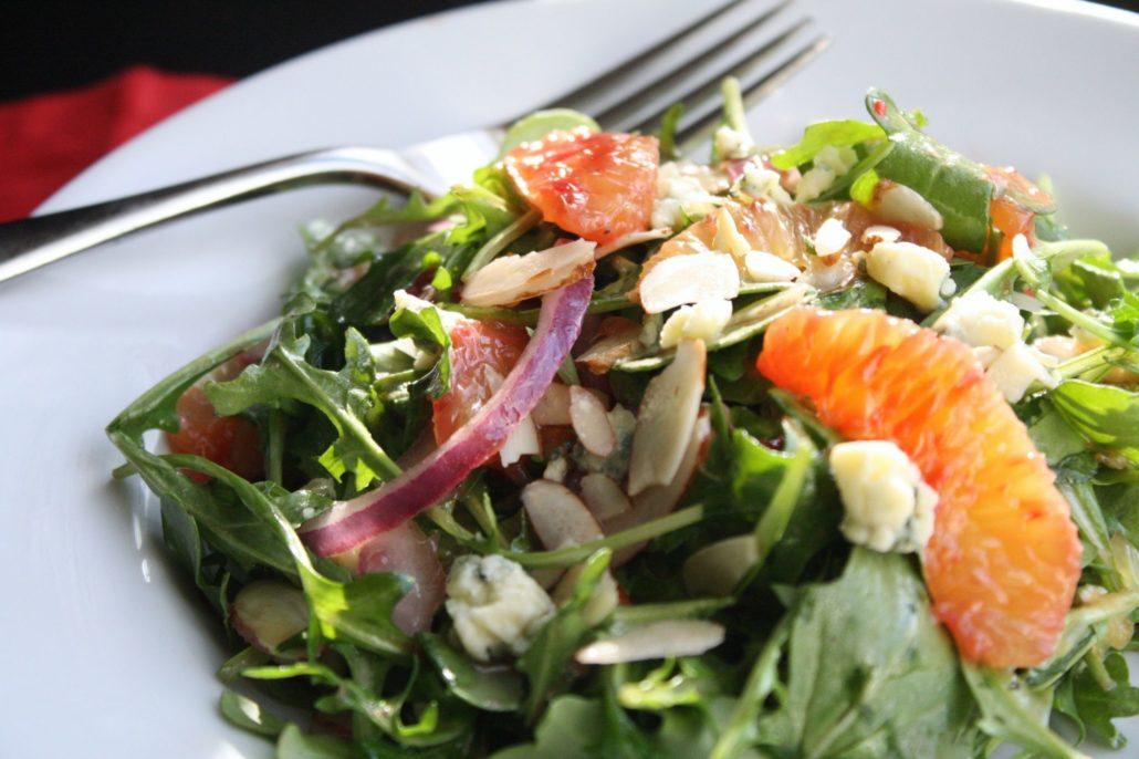 Foods That Make You Feel Good | Blood Orange Salad