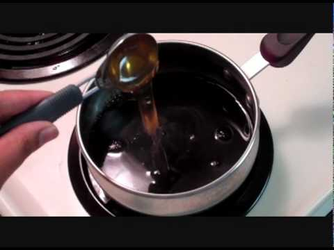 Make balsamic reduction