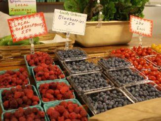 Freeze summer produce