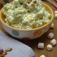 Retro Desserts – How to Make Watergate Salad