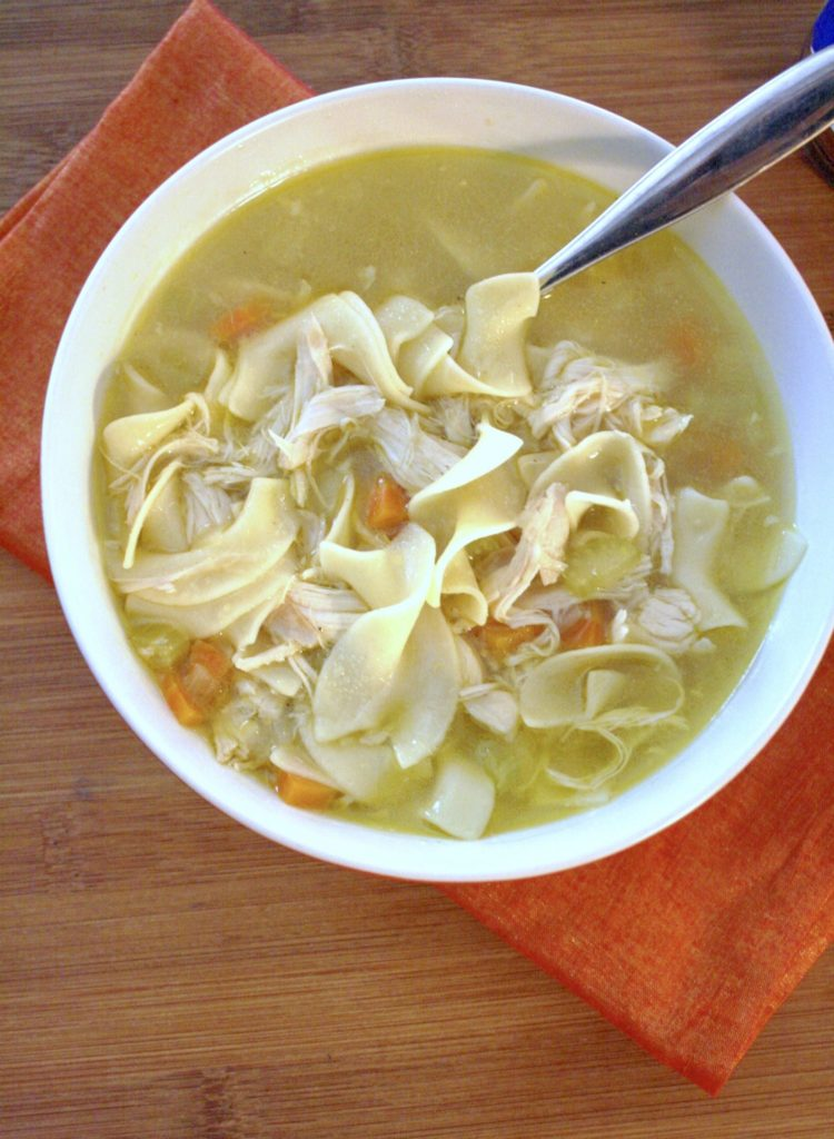 How to cook chicken noodle soup 81