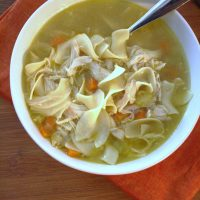 Tips for Making Homemade Chicken Noodle Soup