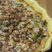Tips for Green Bean Casserole from Scratch