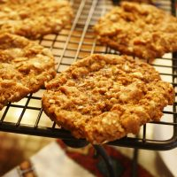 Anzac Biscuits — Christmas Cookies from Around the World