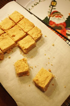 Burrebrede Scottish Shortbread