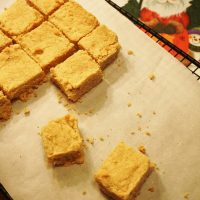 Burrebrede/Scottish Shortbread – Christmas Cookies from Around the World