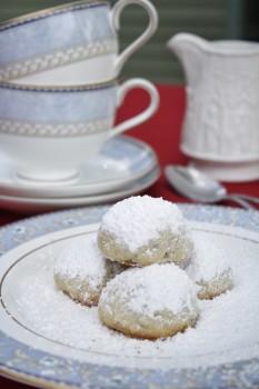 Russian Tea Cake