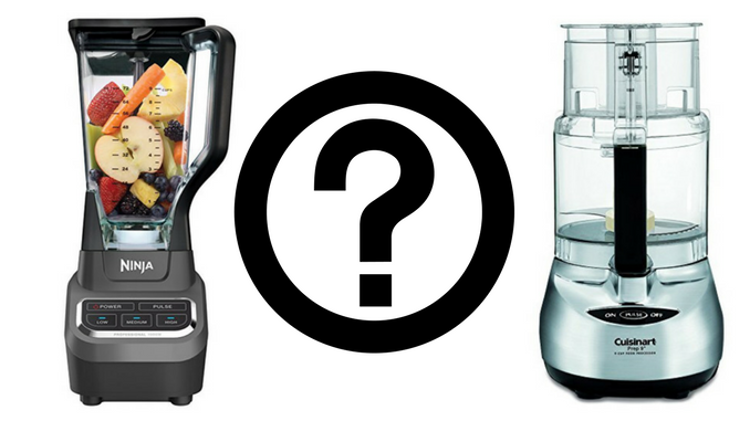 Food Processor Vs Blender ~ Blender vs food processor cooking clarified