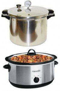 Crockpot vs Pressure Cooker