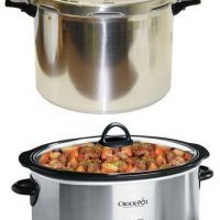 Crockpot vs Pressure Cooker