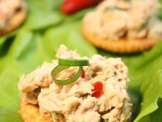 Spicy Asian Tuna Salad