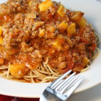 How to Build Flavor & Almost Homemade Spaghetti Sauce