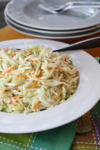 How To Pack a Perfect Picnic & Picnic Perfect Cole Slaw
