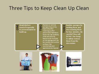 Keep Clean Up Clean