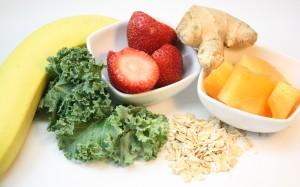 Fruit & Vegetable Smoothie Prep