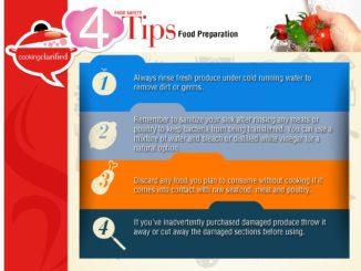 safe food prep