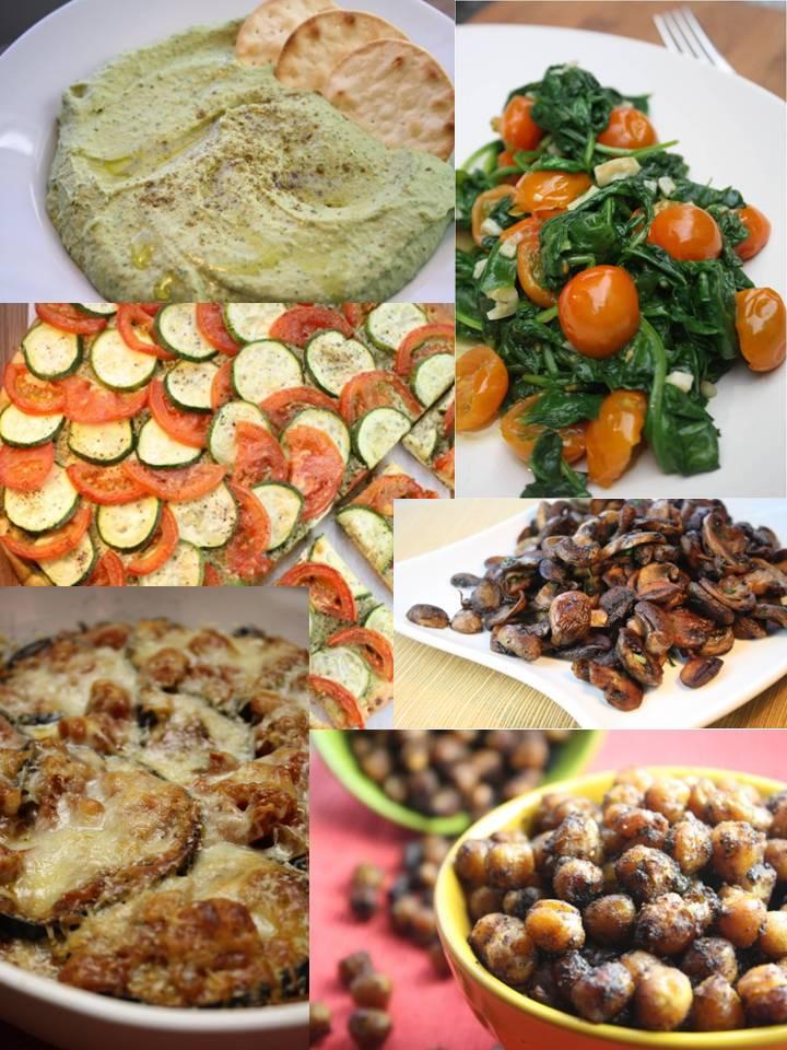 Vegetarian Dinner Party
