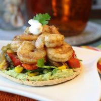 Tips for Cooking Shrimp & Southwest Shrimp Stacks