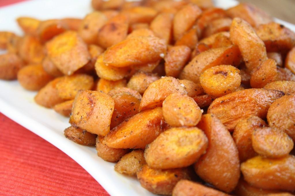 Cumin & Honey Roasted Carrots