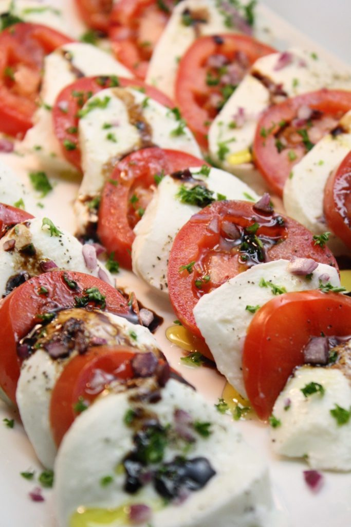 Caprese Salad - Cooking Clarified