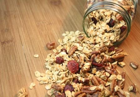 Honey Maple Pecan Granola 2