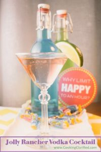 Jolly Rancher Cocktail PIN