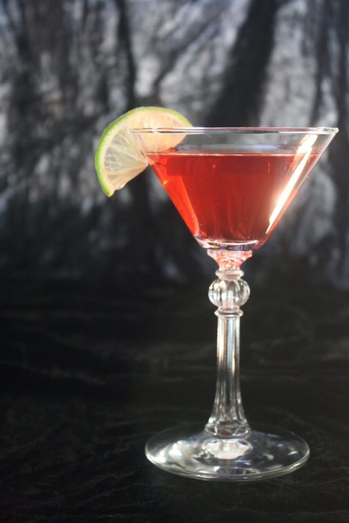 Pomegranate Martini