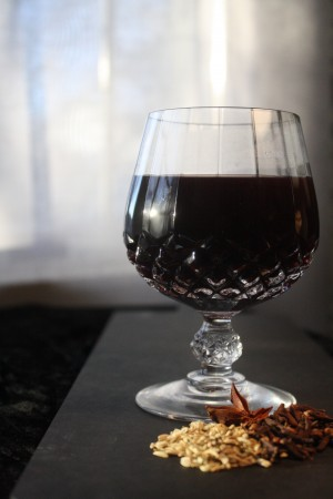 Mulled Red Wine or Vin Chaud