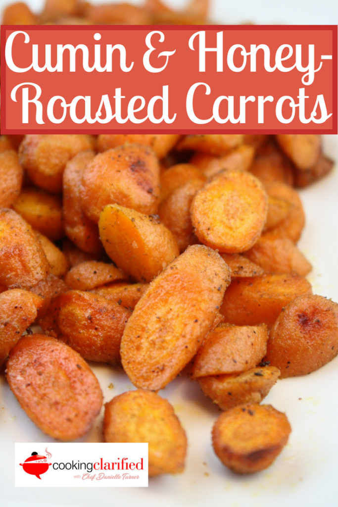 Cumin and Honey-Roasted Carrots PIN