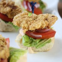 How to Pan Fry – Mini Fried Oyster Po' Boys