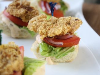How to Pan Fry - Mini Fried Oyster Po Boys