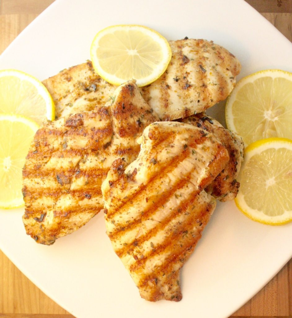 how to cook a full chicken on the grill