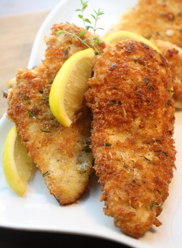 Lemon Parmesan Chicken panko vs breadcrumbs & lemon parmesan chicken – cooking clarified