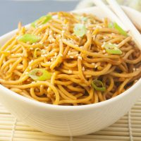 Sesame Noodles. That is all.