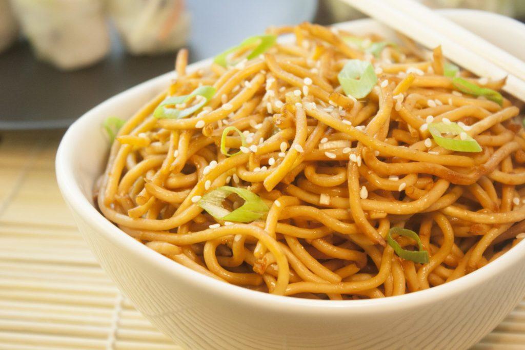 Sesame Noodles IMG_6823