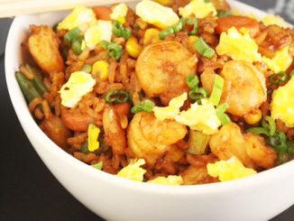 Stock yuour Asian pantry - Shrimp Fried Rice