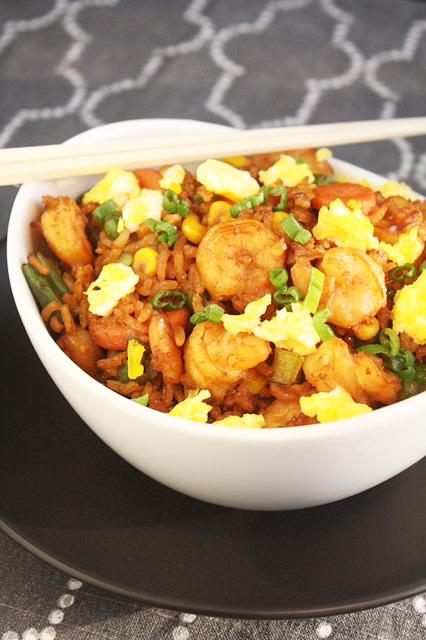 Stock your Asian pantry - Shrimp Fried Rice