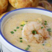 How to Make Chowder | Shrimp & Corn Chowder