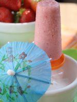 Coconut Milk vs Coconut Cream – Strawberry Pina Colada Popsicles